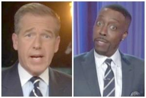 brian williams & arsenio hall1