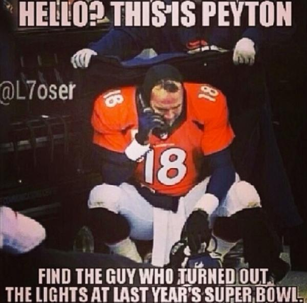 Broncos Manning Amp Mayweather Dogged With Hilarious Memes