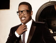 Seven-time Grammy nominee Charlie Wilson receives the Spirit of Los Angeles Award.