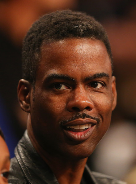 Comedian Chris Rock is 49 today
