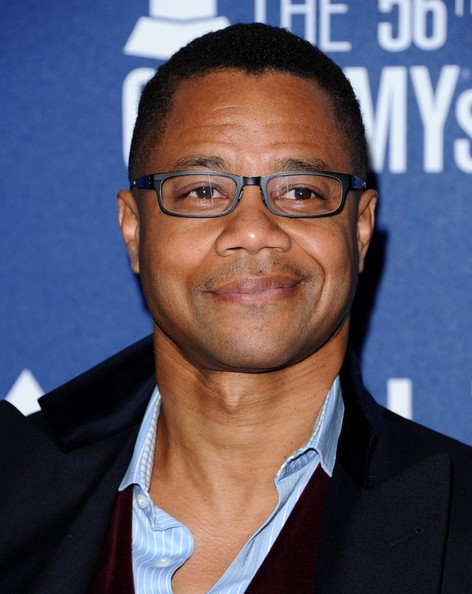 Cuba Gooding, Jr. at the Delta Air Lines 2014 Grammy Weekend Private Reception at Soho House in West Hollywood on January 23, 2014