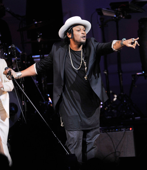 Singer D'Angelo is 40 today