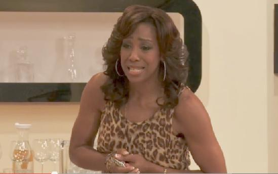 dawnn lewis (divorce screenshot)