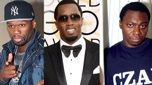 diddy, g unit, czar entertainment