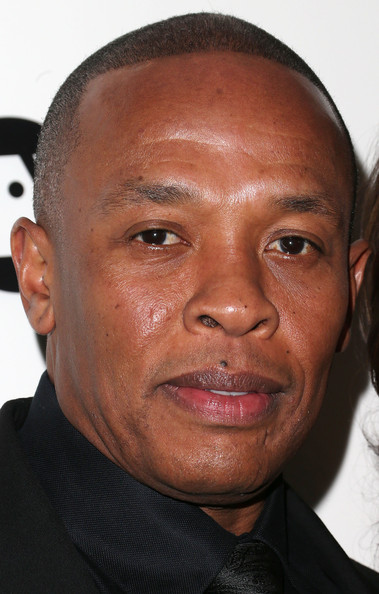 """Producer Dr. Dre attends the Premiere Of """"American Masters Inventing David Geffen"""" at The Writers Guild of America on November 13, 2012 in Beverly Hills"""