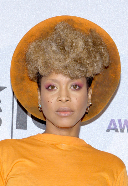 Singer Erykah Badu is 43 today