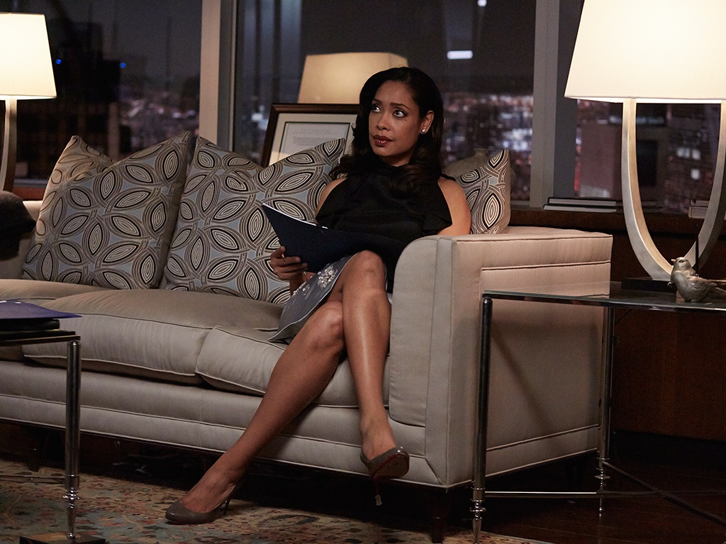 """Gina Torres as Jessica Pearson in USA Network's """"Suits"""""""