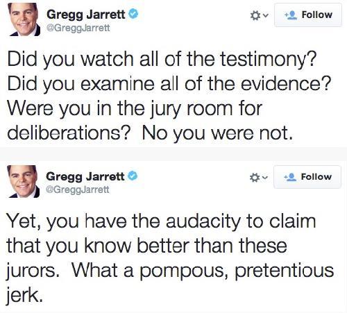 (more) gregg jarrett don lemon tweets