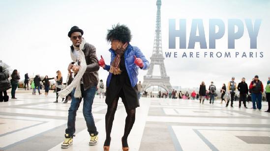 happy (paris version)