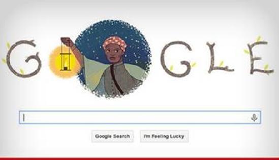 harriet tubman google doodle