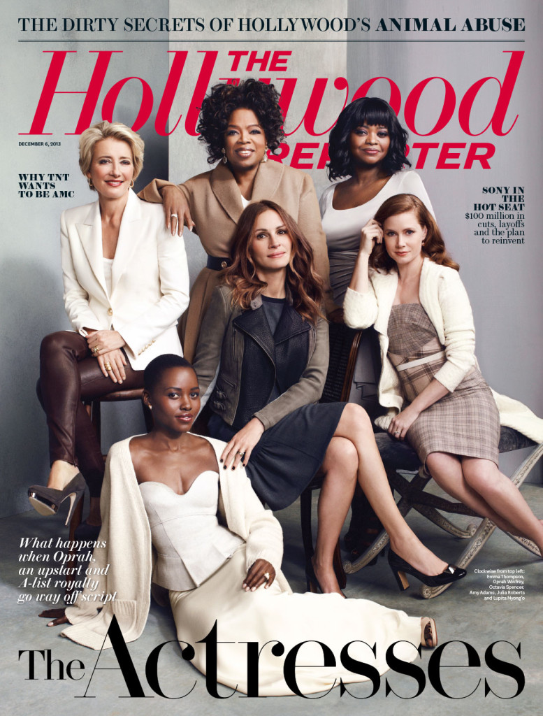 hollywood reporter actresses 2014