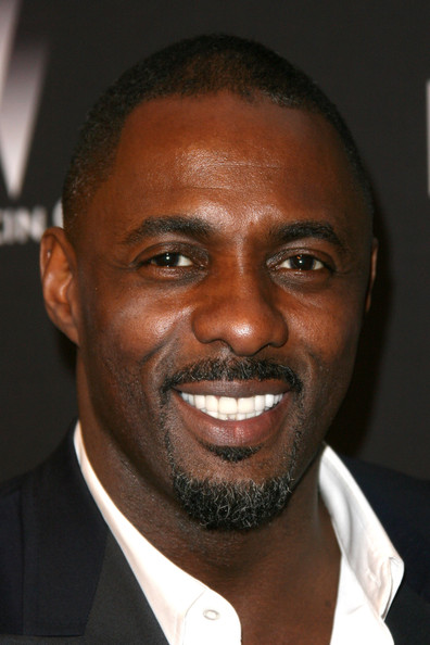Idris Elba attends the Weinstein Company's 2014 Golden Globe Awards after party on January 12, 2014 in Beverly Hills, California