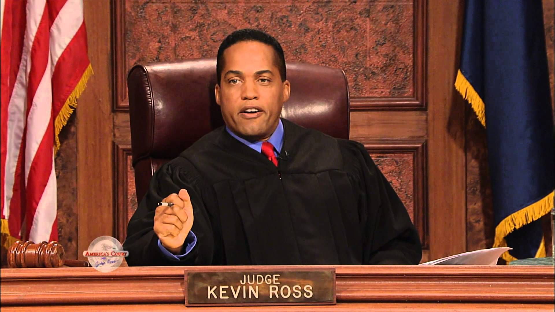 judge kevin ross