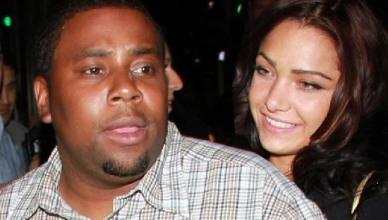 kenan thompson & wife