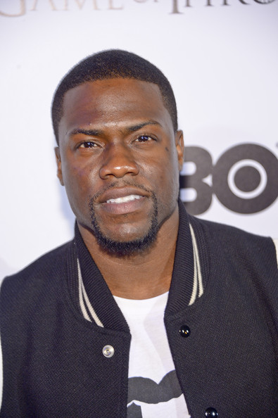 Comedian Kevin Hart arrives at the HBO Game of Thrones Catch The Throne All Star Weekend Event at Republic on February 16, 2014 in New Orleans, Louisiana
