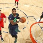 NBA All-Star Game: Kyrie Irving leads East to 163-155 Victory