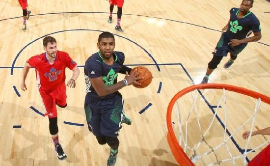 kyrie irving (2014 nba all-star game)