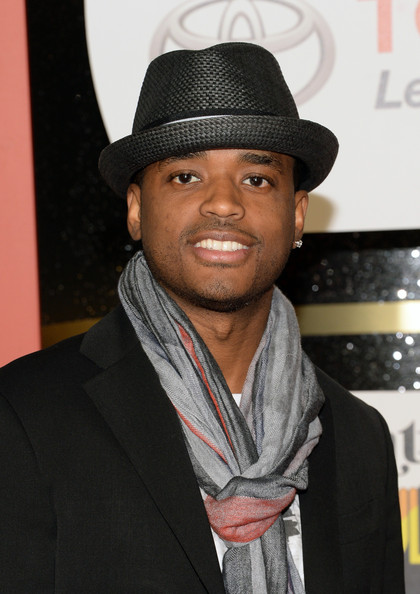 Actor Larenz Tate attends the Soul Train Awards 2013 at the Orleans Arena on November 8, 2013 in Las Vegas, Nevada