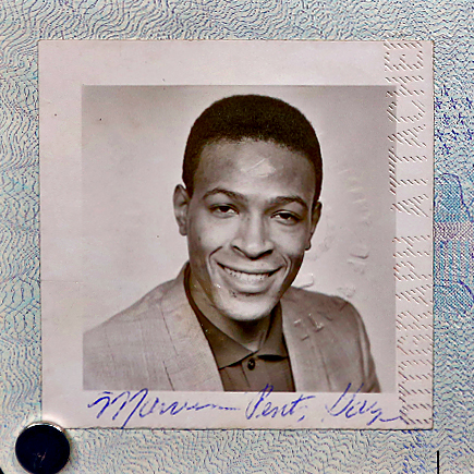 marvin gaye passport photo