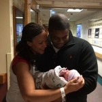 Melissa Harris-Perry, James Perry Welcome New Daughter