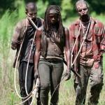 Michonne's Backstory Finally Revealed on 'The Walking Dead' (Video)