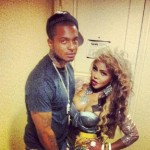 Lil Kim's Ex Mr. Papers Posts Booty Pic of Her Nemesis Nicki Minaj