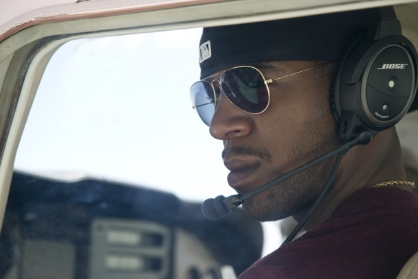 "Scott Mescudi stars as Benny in ""Need for Speed"""