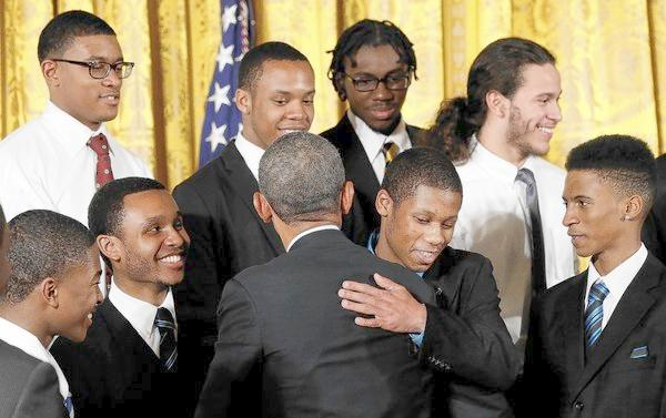 obama & young black men (my brothers keeper)