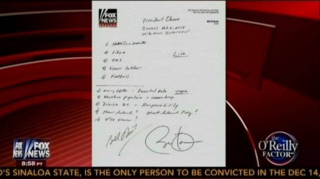 o'reilly interview notes