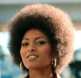 Pam Grier is Coffy, an emergency room nurse driven psychotic by the smack laced corruption of her much younger sister.