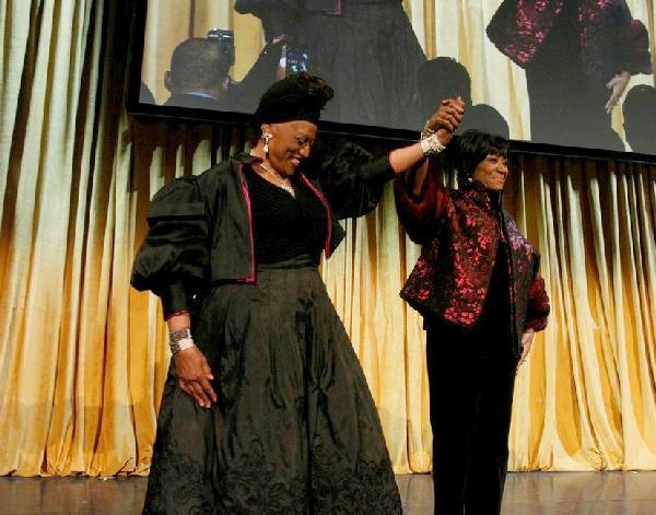 Jessye Norman & Patti LaBelle