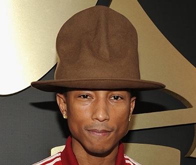 pharrell williams (that hat)