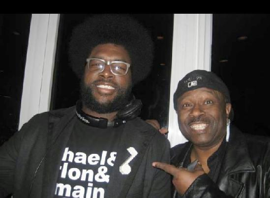 questlove & bowlegged lou