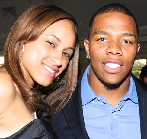 janay palmer & ray rice