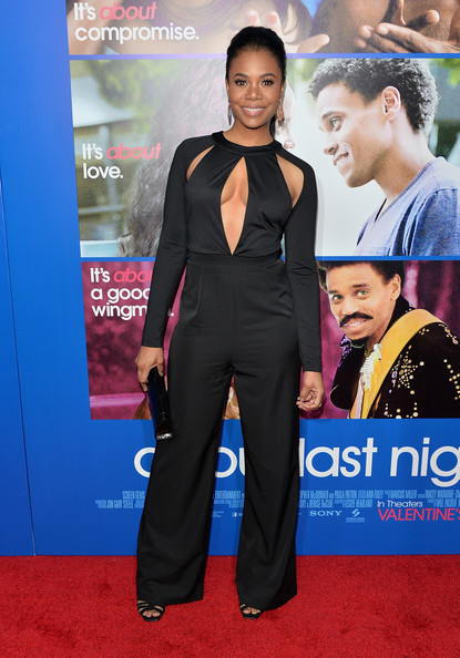 Actress Regina Hall arrives at The Pan African Film & Arts Festival Premiere of Screen Gems' 'About Last Night' at ArcLight Cinemas Cinerama Dome on February 11, 2014 in Hollywood, California