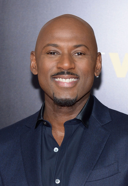 "Romany Malco attends the New York premiere of ""Last Vegas"" at Ziegfeld Theater on October 29, 2013 in New York City"