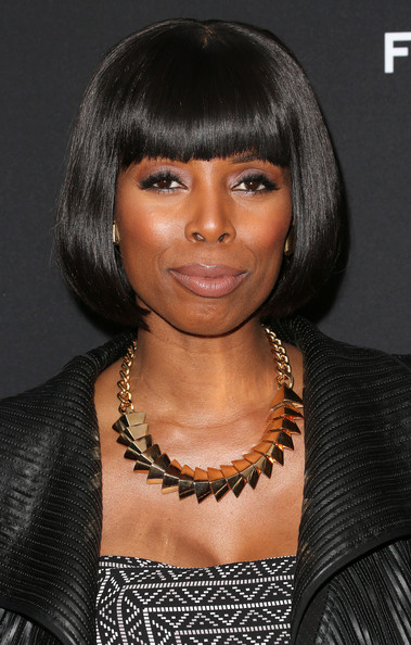 Actress Tasha Smith  is 43 today