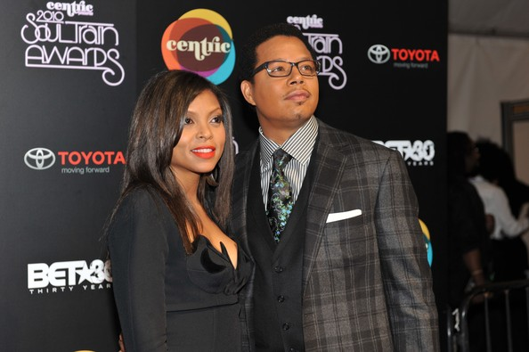 terrence howard taraji henson