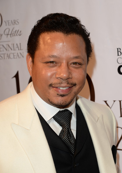 Actor Terrence Howard attends the EXPERIENCE: East Meets West event hosted by the Beverly Hills chamber of commerce at Crustacean on February 5, 2014 in Beverly Hills, California