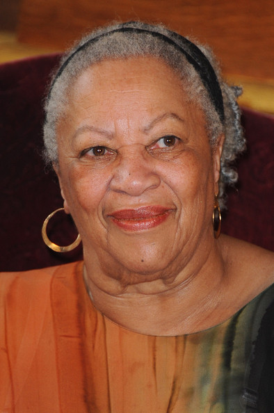 Author Toni Morrison is 83 today
