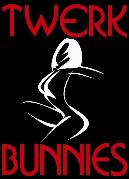 twerk bunny - logo