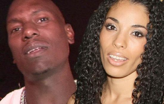 tyrese & norma gibson