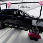 The all new Lincoln MKC on display at ESSENCE Black Women in Hollywood