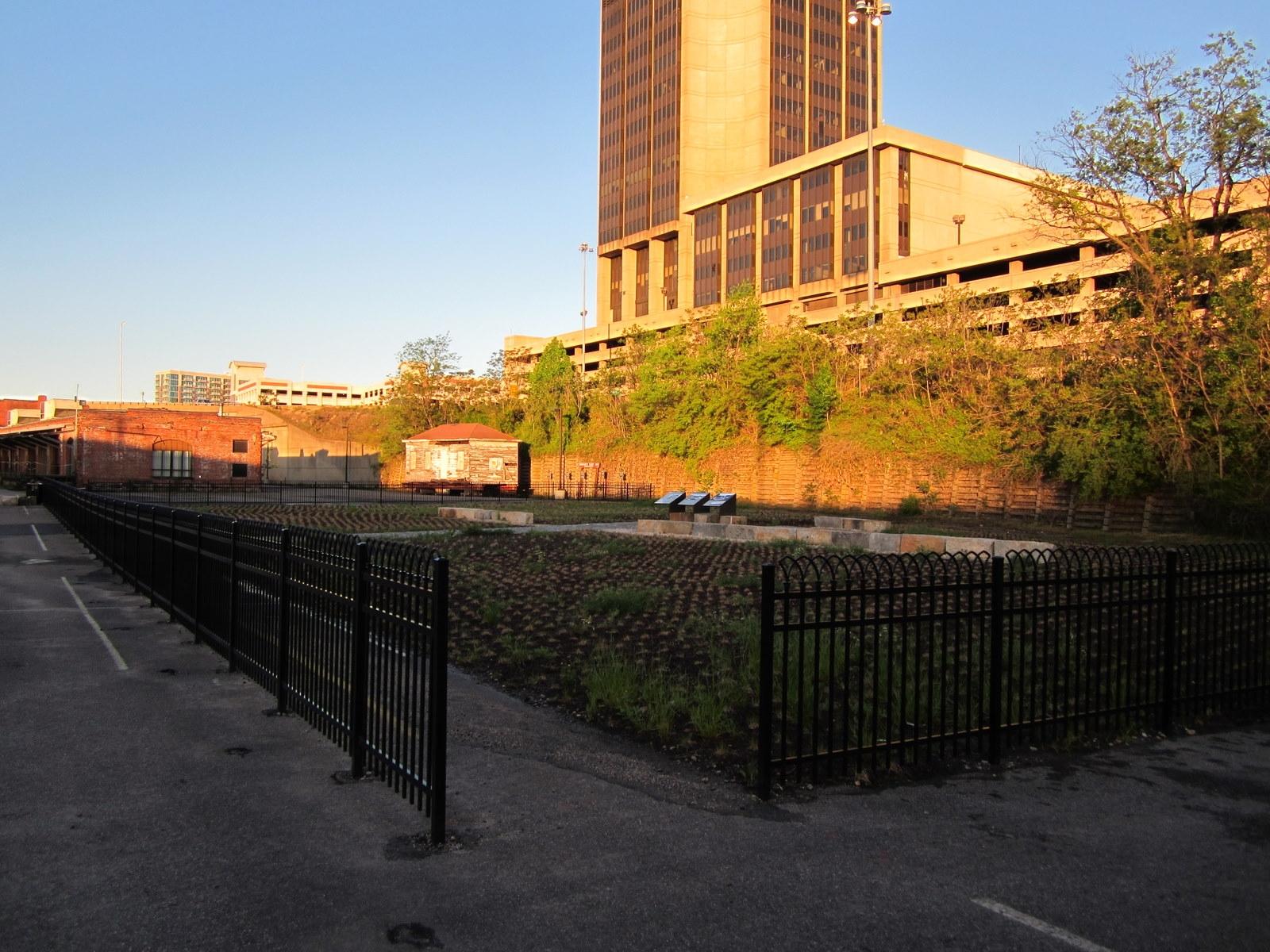 Lumpkin's Jail Site