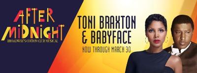 after midnight (promo - babyface & toni braxton)