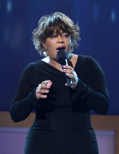 Singer Anita Baker performs onstage during the BET Celebration of Gospel 2013 at Orpheum Theatre on March 16, 2013 in Los Angeles, California
