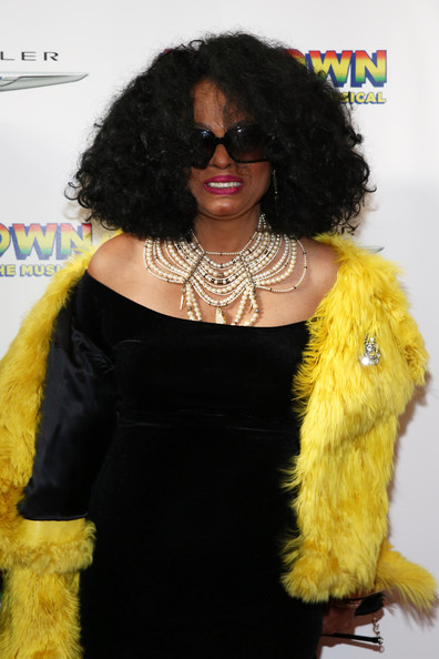 Singer Diana Ross is 70 today