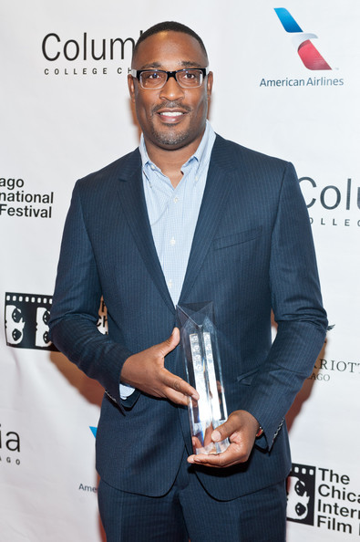 "Director George Tillman, Jr. attends ""The Inevitable Defeat Of Mister And Pete"" Premiere at the Black Perspectives Presentation during the 2013 Chicago International Film Festival at AMC River East Theater on October 11, 2013 in Chicago, Illinois"