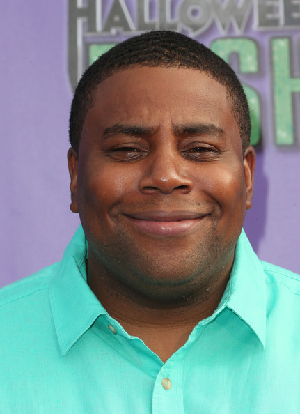Actor Kenan Thompson attends Hub Network's First Annual Halloween Bash in Barker Hangar at the Santa Monica Airport on October 20, 2013 in Santa Monica, California