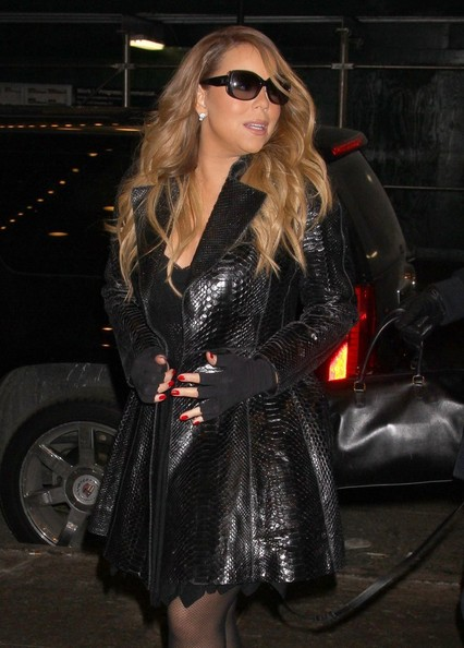 Singer Mariah Carey is 44 today